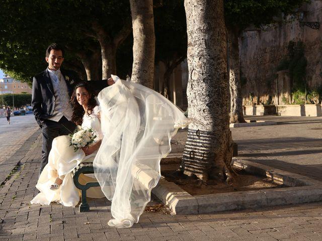 Il matrimonio di Elio e Lucia a Siracusa, Siracusa 7