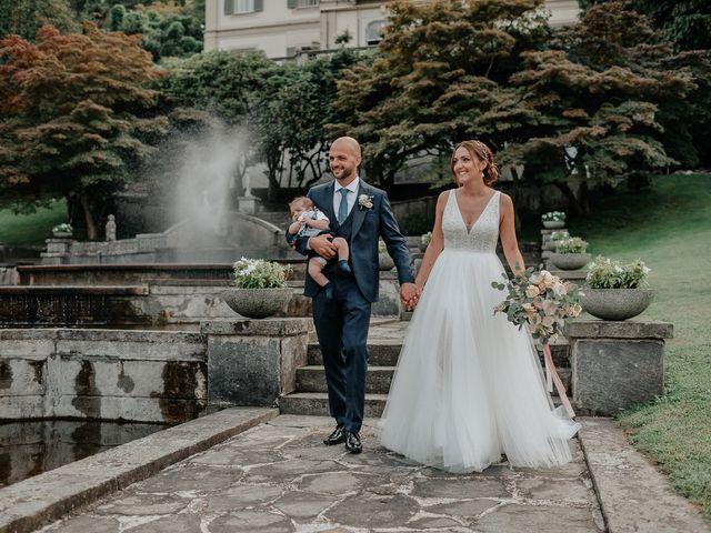 Il matrimonio di Roberto e Brenda a Stresa, Verbania 76