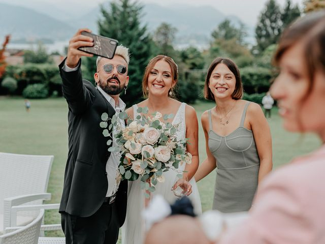Il matrimonio di Roberto e Brenda a Stresa, Verbania 86