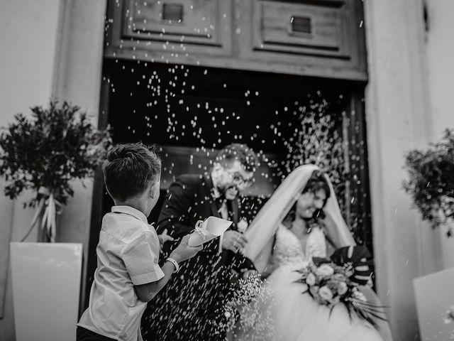 Il matrimonio di Alina e Matteo a Livorno, Livorno 15
