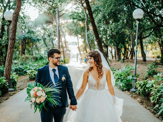 Il matrimonio di Alina e Matteo a Livorno, Livorno 21