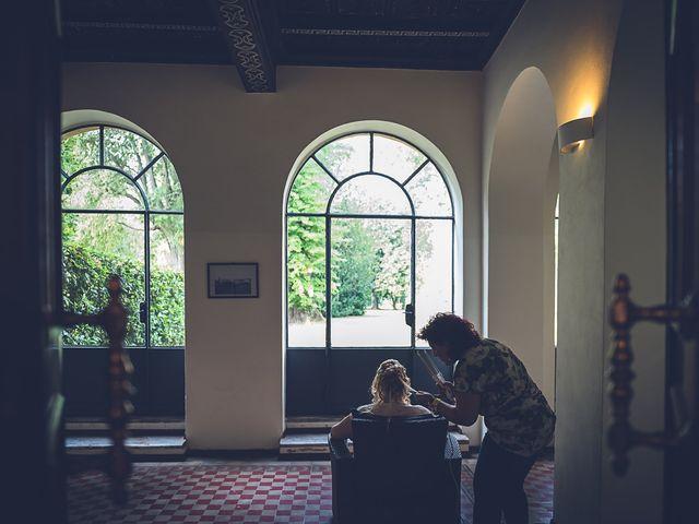Il matrimonio di Vasile e Francesca a Vizzola Ticino, Varese 11