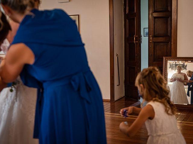 Il matrimonio di Vasile e Francesca a Vizzola Ticino, Varese 27