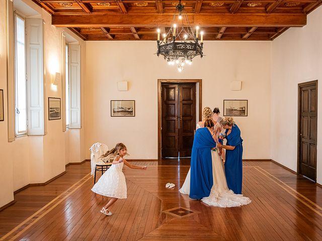 Il matrimonio di Vasile e Francesca a Vizzola Ticino, Varese 28