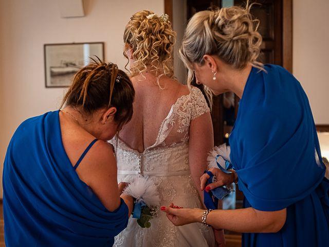 Il matrimonio di Vasile e Francesca a Vizzola Ticino, Varese 29