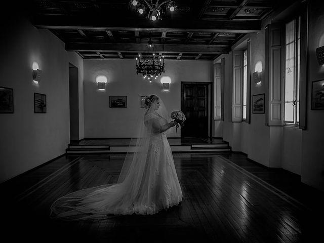 Il matrimonio di Vasile e Francesca a Vizzola Ticino, Varese 32