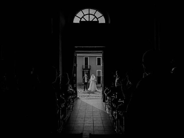 Il matrimonio di Vasile e Francesca a Vizzola Ticino, Varese 37