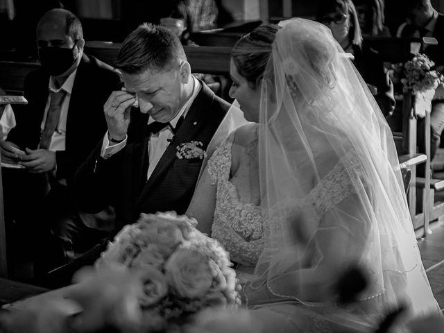 Il matrimonio di Vasile e Francesca a Vizzola Ticino, Varese 39