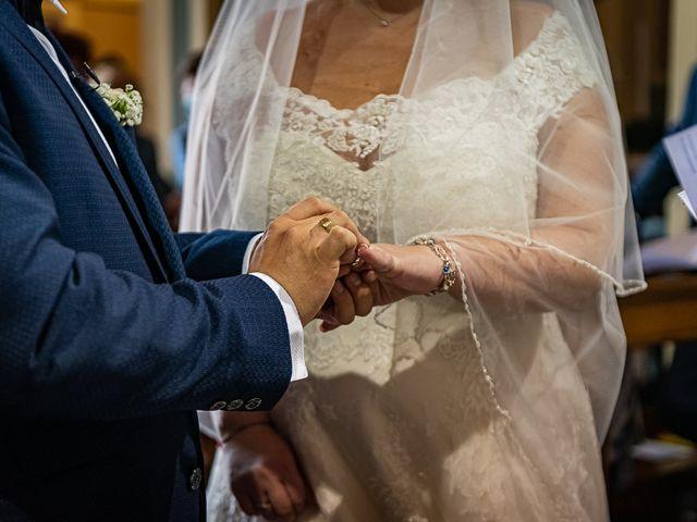 Il matrimonio di Vasile e Francesca a Vizzola Ticino, Varese 40