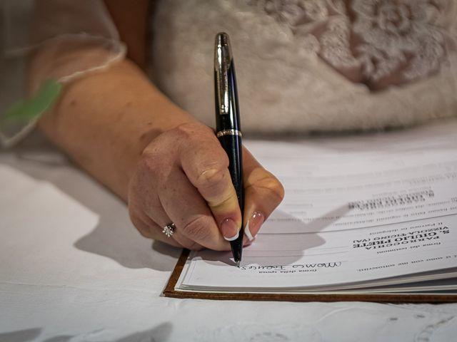 Il matrimonio di Vasile e Francesca a Vizzola Ticino, Varese 42
