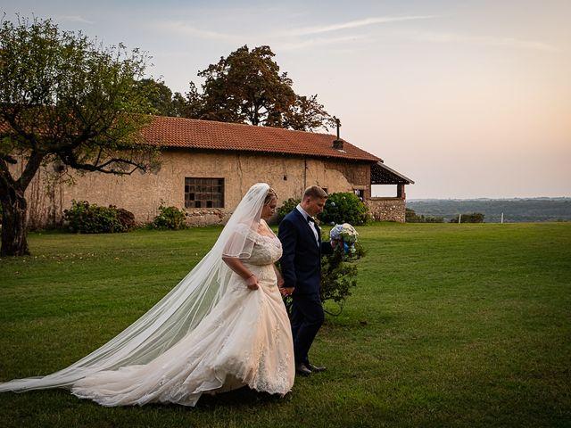 Il matrimonio di Vasile e Francesca a Vizzola Ticino, Varese 46