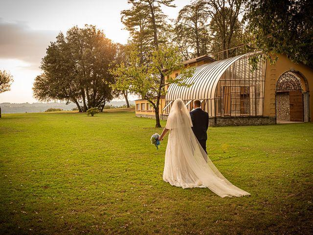 Il matrimonio di Vasile e Francesca a Vizzola Ticino, Varese 50