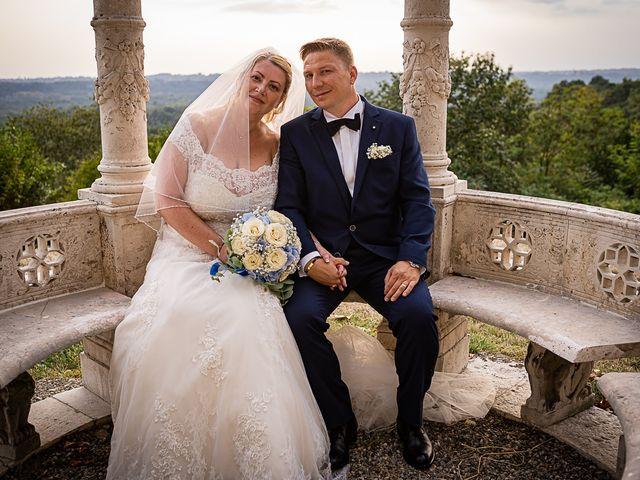 Il matrimonio di Vasile e Francesca a Vizzola Ticino, Varese 55