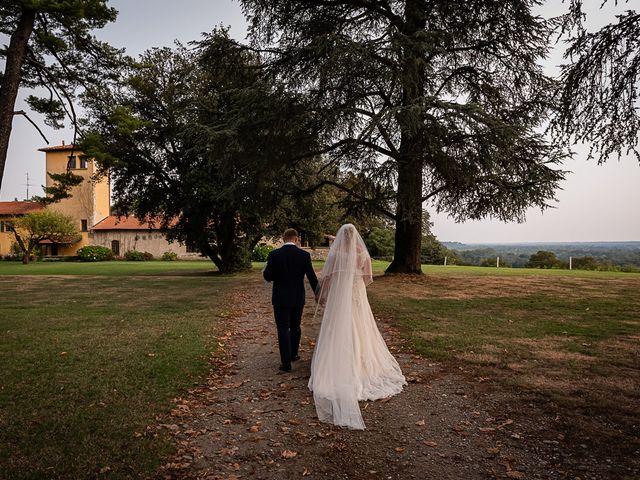 Il matrimonio di Vasile e Francesca a Vizzola Ticino, Varese 56