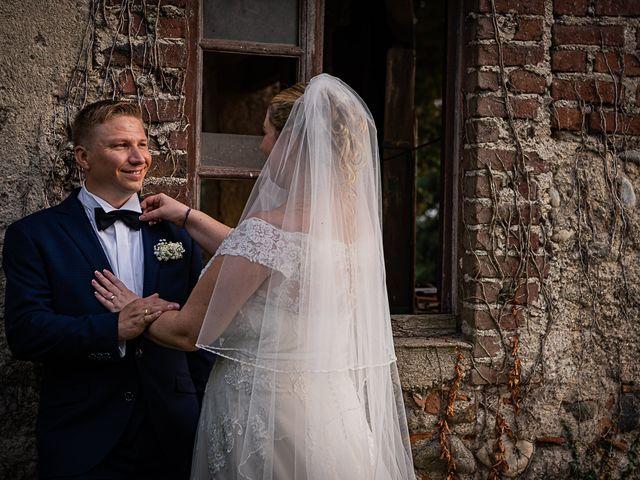 Il matrimonio di Vasile e Francesca a Vizzola Ticino, Varese 58