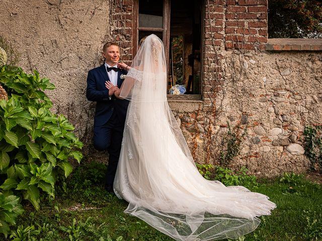 Il matrimonio di Vasile e Francesca a Vizzola Ticino, Varese 61