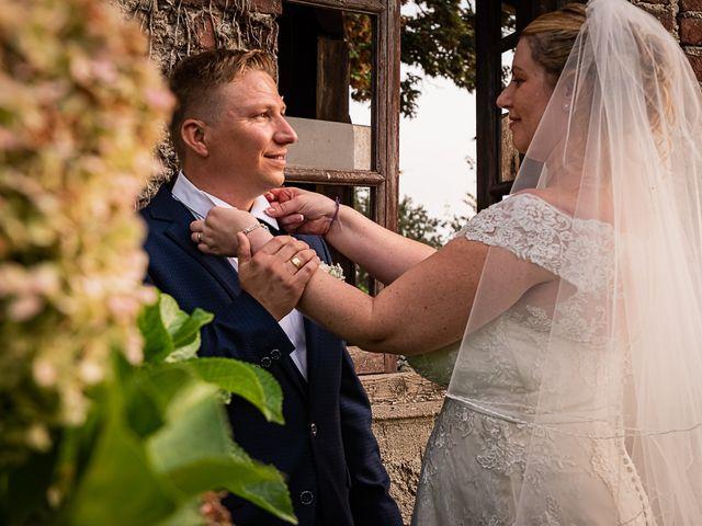 Il matrimonio di Vasile e Francesca a Vizzola Ticino, Varese 62