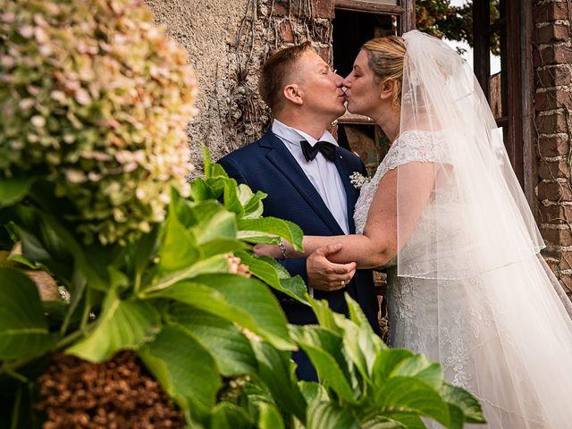 Il matrimonio di Vasile e Francesca a Vizzola Ticino, Varese 63