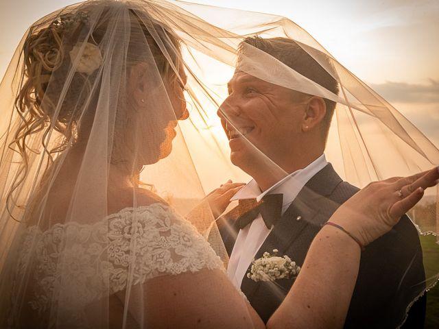 Il matrimonio di Vasile e Francesca a Vizzola Ticino, Varese 65