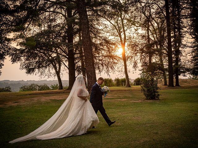 Il matrimonio di Vasile e Francesca a Vizzola Ticino, Varese 70