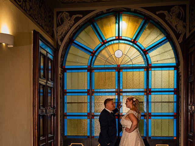 Il matrimonio di Vasile e Francesca a Vizzola Ticino, Varese 73