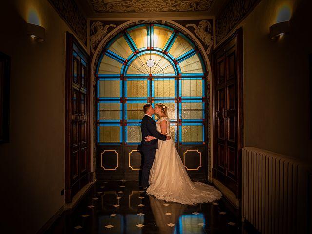 Il matrimonio di Vasile e Francesca a Vizzola Ticino, Varese 74