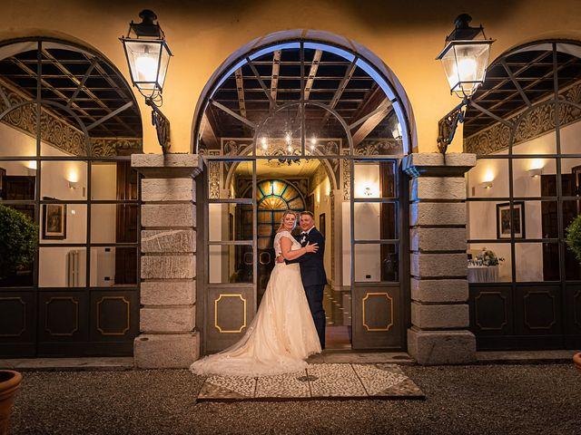 Il matrimonio di Vasile e Francesca a Vizzola Ticino, Varese 77
