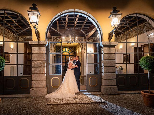 Il matrimonio di Vasile e Francesca a Vizzola Ticino, Varese 78