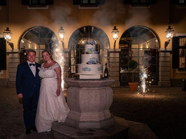Il matrimonio di Vasile e Francesca a Vizzola Ticino, Varese 81