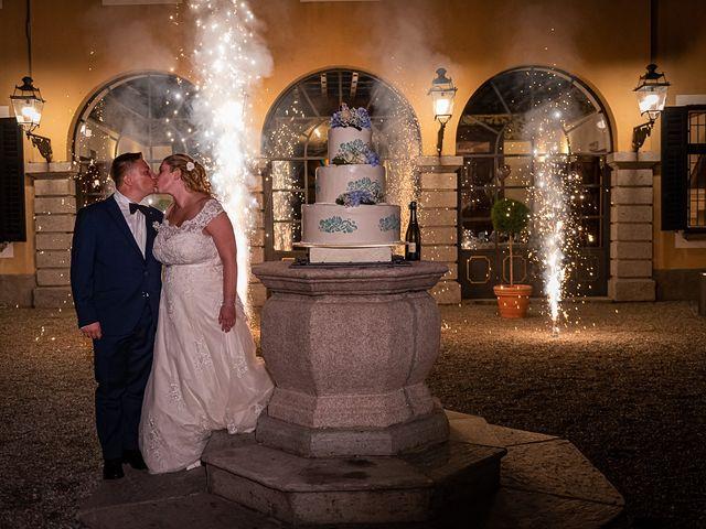 Il matrimonio di Vasile e Francesca a Vizzola Ticino, Varese 82