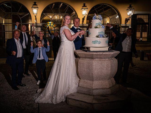 Il matrimonio di Vasile e Francesca a Vizzola Ticino, Varese 83