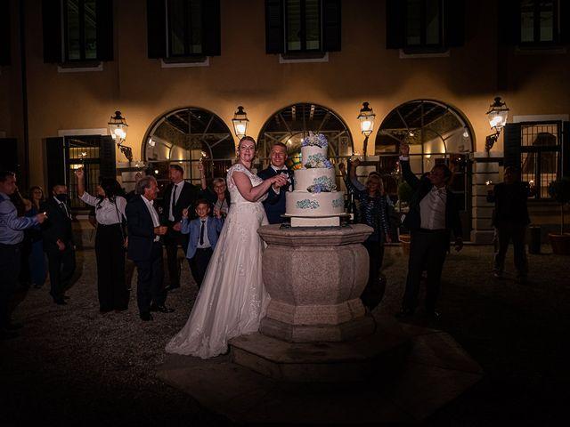 Il matrimonio di Vasile e Francesca a Vizzola Ticino, Varese 84