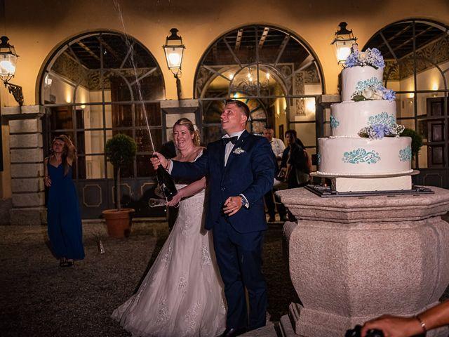 Il matrimonio di Vasile e Francesca a Vizzola Ticino, Varese 85
