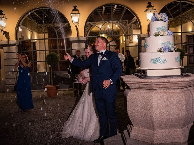 Il matrimonio di Vasile e Francesca a Vizzola Ticino, Varese 86