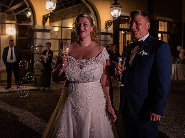 Il matrimonio di Vasile e Francesca a Vizzola Ticino, Varese 88