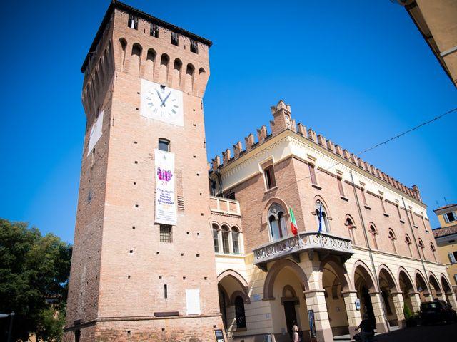 Il matrimonio di Fabrizio e Monika a Formigine, Modena 3