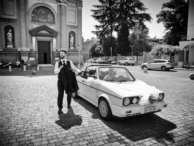 Il matrimonio di Fabrizio e Monika a Formigine, Modena 6