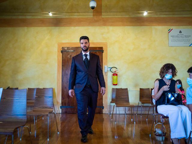 Il matrimonio di Fabrizio e Monika a Formigine, Modena 8