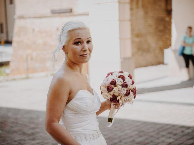 Il matrimonio di Fabrizio e Monika a Formigine, Modena 11