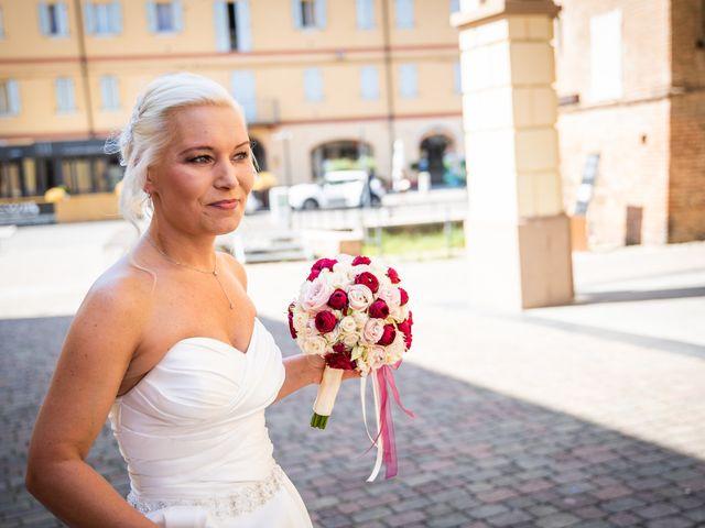 Il matrimonio di Fabrizio e Monika a Formigine, Modena 13