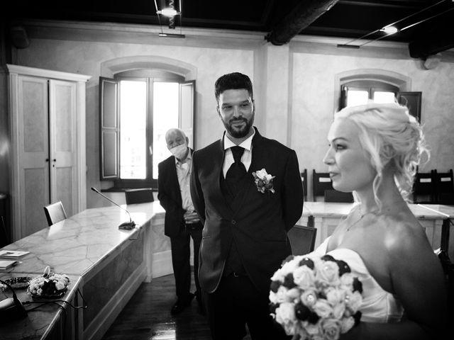 Il matrimonio di Fabrizio e Monika a Formigine, Modena 16