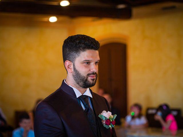Il matrimonio di Fabrizio e Monika a Formigine, Modena 19
