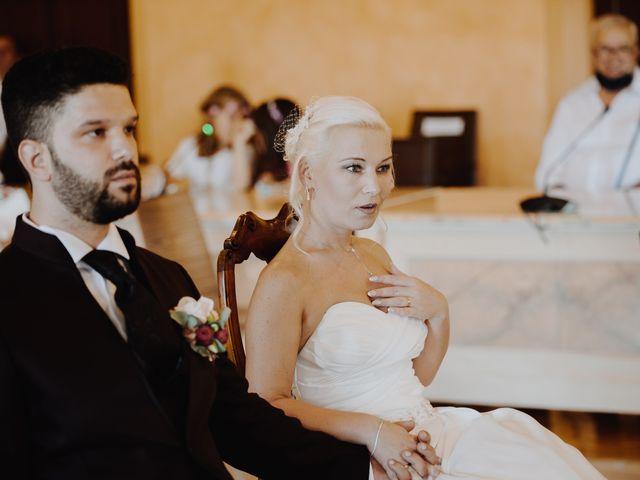 Il matrimonio di Fabrizio e Monika a Formigine, Modena 23