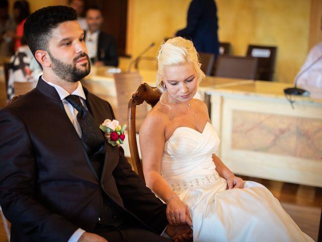 Il matrimonio di Fabrizio e Monika a Formigine, Modena 25