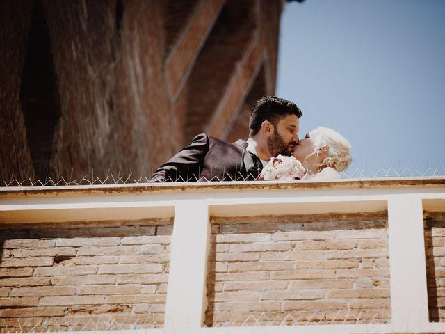 Il matrimonio di Fabrizio e Monika a Formigine, Modena 26