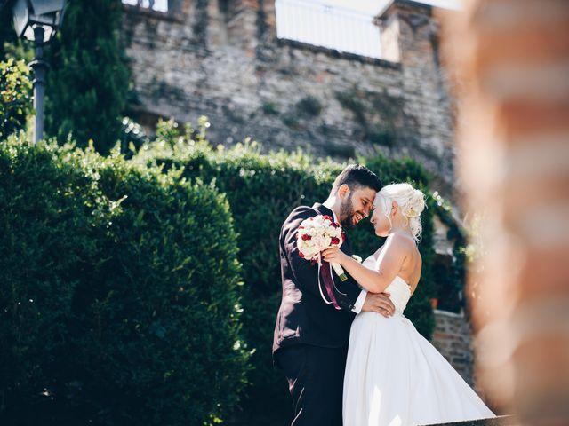 Il matrimonio di Fabrizio e Monika a Formigine, Modena 28