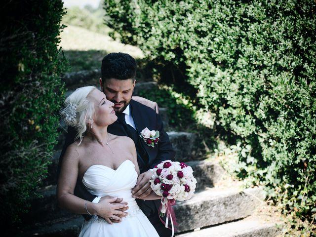 Il matrimonio di Fabrizio e Monika a Formigine, Modena 1