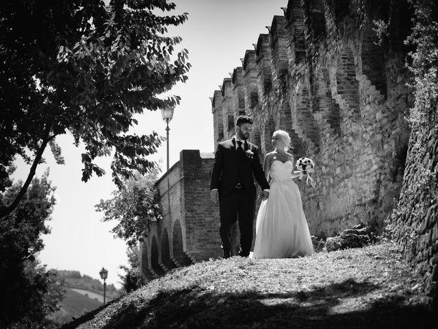 Il matrimonio di Fabrizio e Monika a Formigine, Modena 30