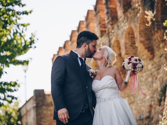 Il matrimonio di Fabrizio e Monika a Formigine, Modena 31