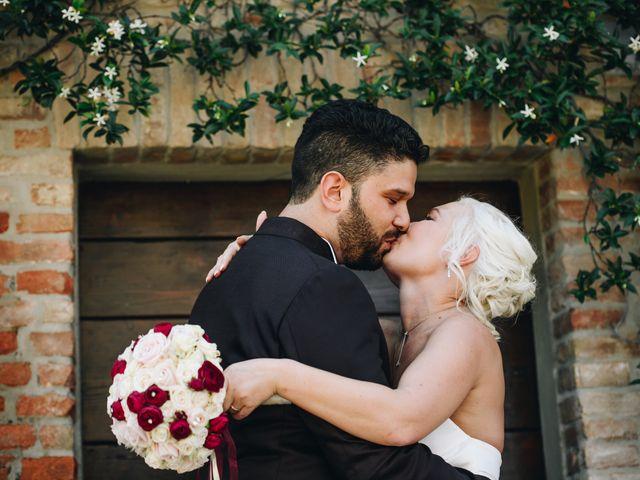 Il matrimonio di Fabrizio e Monika a Formigine, Modena 33